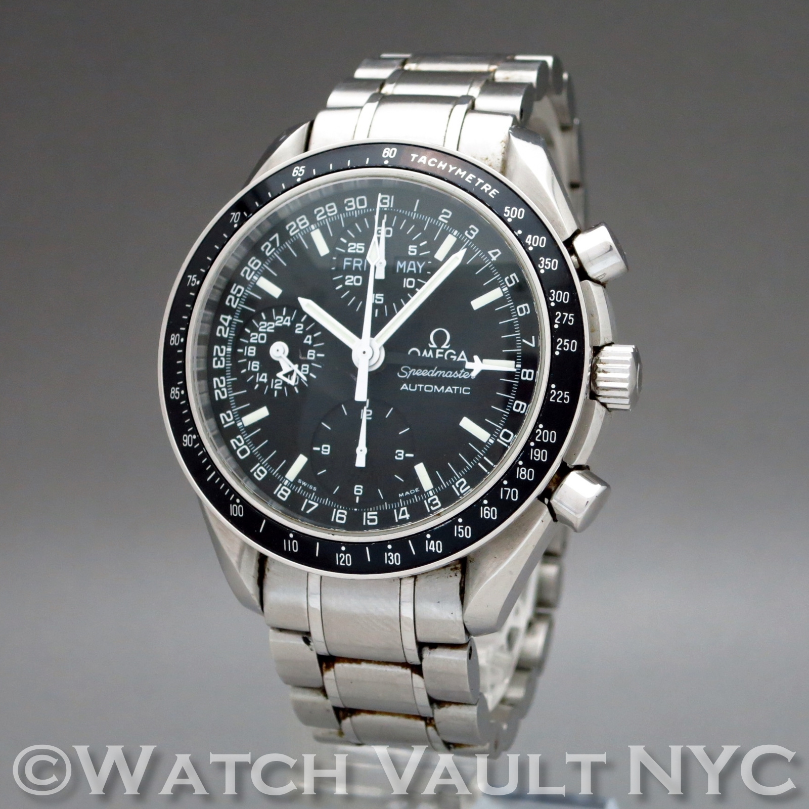 omega speedmaster day date mark 40 Get discounted omega speedmaster watch prices and free shipping today speedmaster mark ii co-axial chronograph stay up to date on great deals.