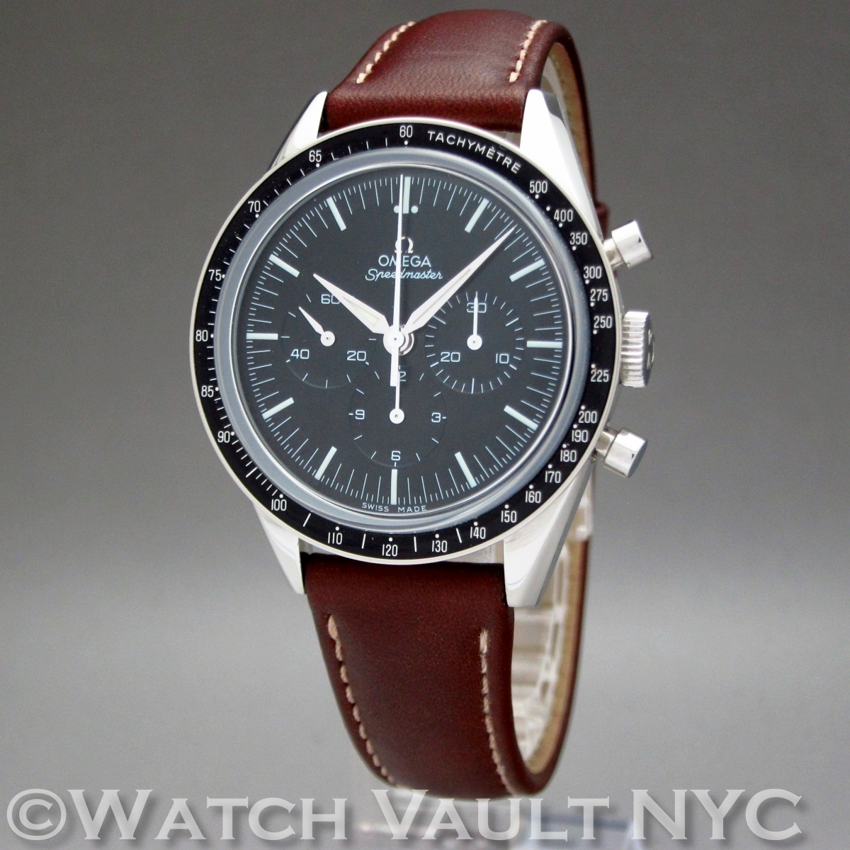 "Omega Speedmaster Moonwatch ""First Omega in Space"" FOIS ..."