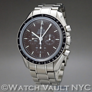 Omega Speedmaster Professional Moonwatch Chocolate Sapphire Sandwich 311.30.42.30.13.001 42mm Manual