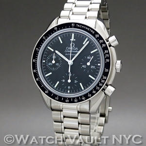 Omega Speedmaster Reduced Sapphire Crystal 3539.50 39mm Auto