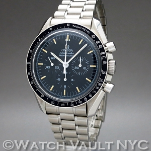 Omega Speedmaster Professional Moonwatch Sapphire Back 3592.50 42mm Manual