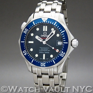 Omega Seamaster Professional James Bond 300M Coaxial 2222.80 36mm Auto