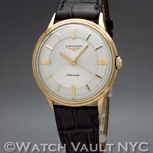Longines Automatic 19as 1957 Vintage 34mm Auto