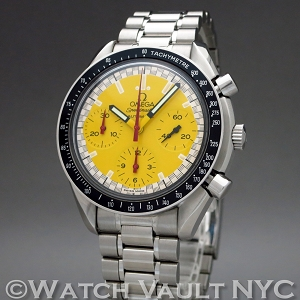 Omega Speedmaster Reduced 3510.12 Michael Schumacher 39mm Auto