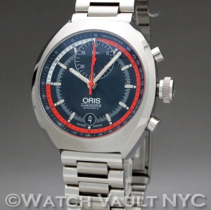 Oris Chronoris 01 672 7564 4154 40mm Auto