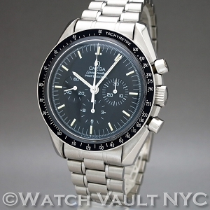 Omega Speedmaster Professional Moonwatch 3590.50 1995 Vintage 42mm Manual