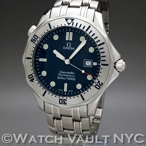 Omega Seamaster Professional James Bond 300M 2261.80 41mm Quartz