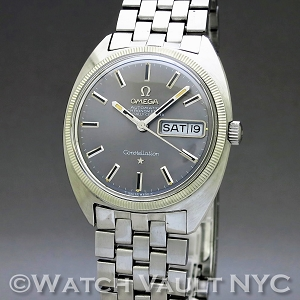 Omega Constellation Calendar ST 168.029 Vintage 34.5mm Auto