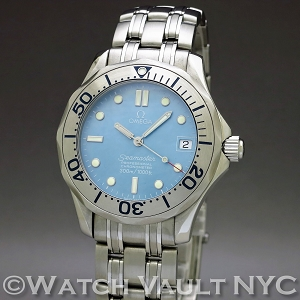 Omega Seamaster Professional James Bond 300M Mother of Pearl Dial 2050.71 36mm Auto