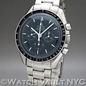 Omega Speedmaster Professional Moonwatch Sapphire Back 3572.50 42mm Manual