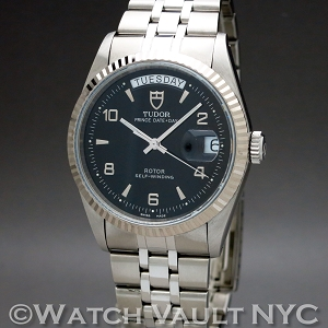 Tudor Oyster Prince Date+Day 76214 36mm Auto