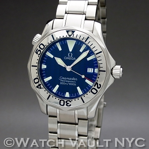Omega Seamaster Professional Electric Blue 300M 2263.80 36mm Quartz