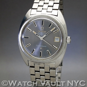 Omega Constellation Calendar ST 168.017SP Vintage 35mm Auto