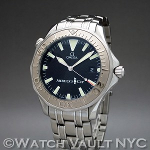 Omega Seamaster Professional Americas Cup Limited Numbered Edition 2533.50 41mm Auto