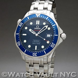 Omega Seamaster Professional James Bond 300M Co-Axial 2220.80 41mm Auto