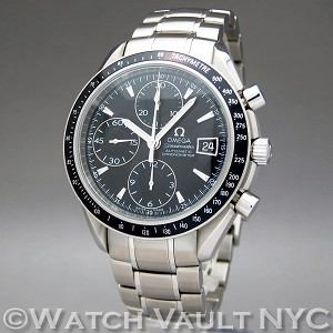 Omega Speedmaster Date Chronograph 3210.50 40mm Auto