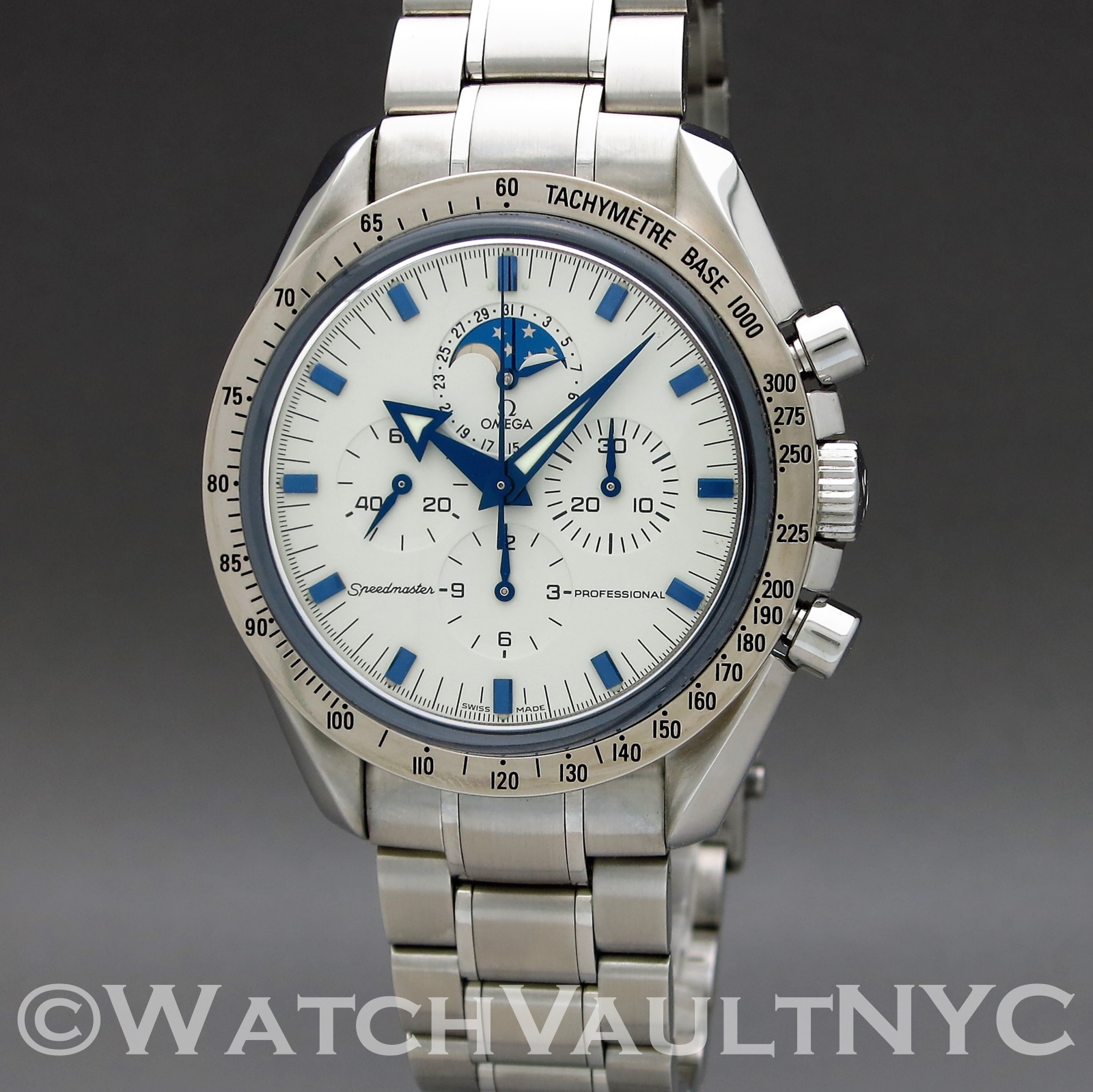 Omega Speedmaster Professional Moonwatch 3575 20 42mm Manual