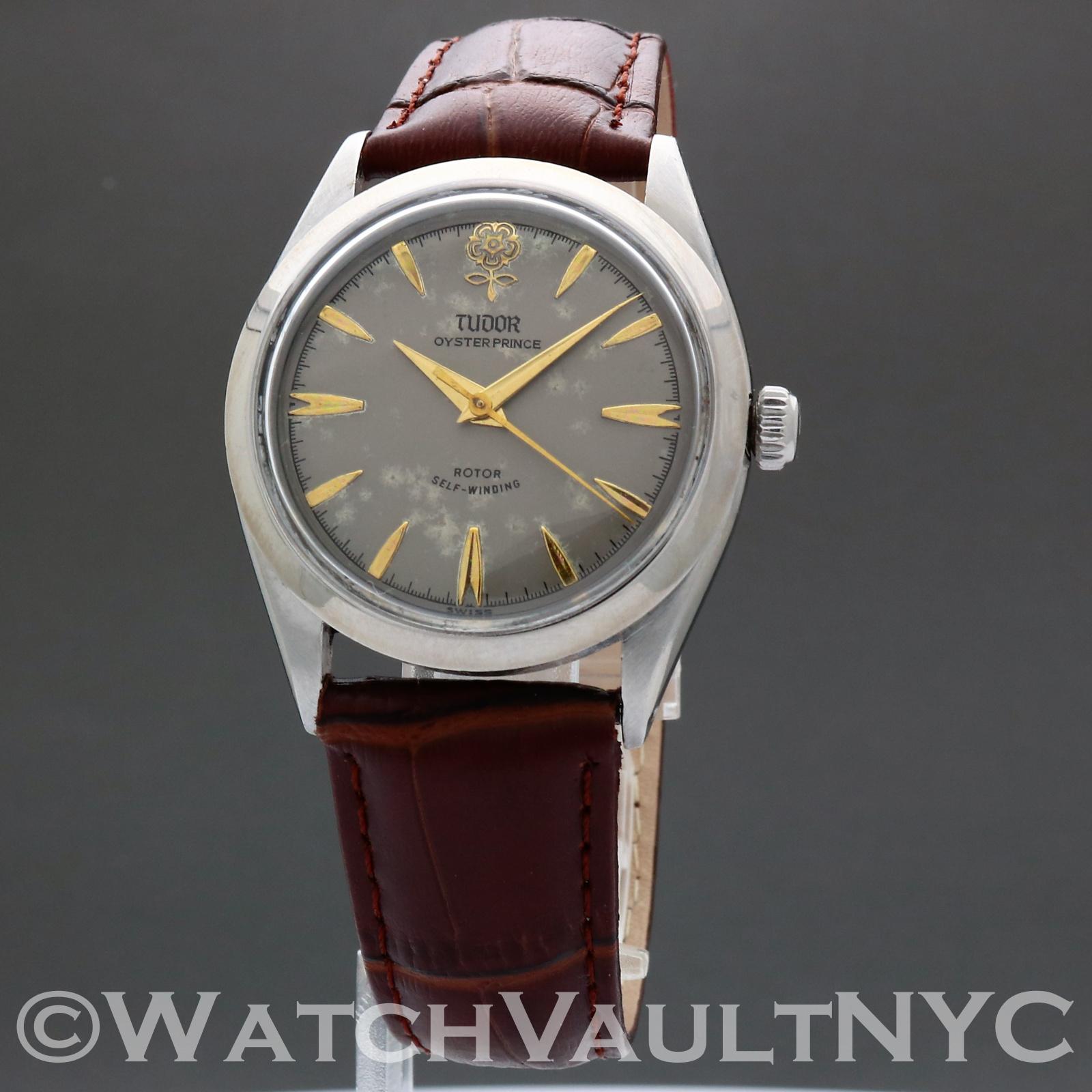 Vintage Tudor Watches >> Tudor Oyster Prince Vintage 7965 34mm Auto