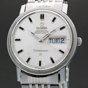 Omega Constellation 168.016 1969 Vintage 34mm Auto