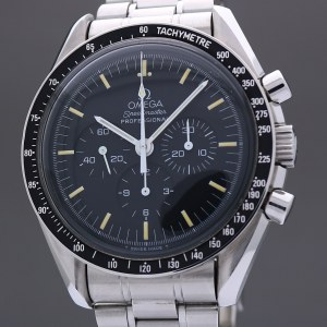 Omega Speedmaster Professional Moonwatch Display Back 3592.50 42mm Manual