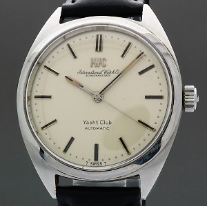 IWC Yacht Club 811A No-Date Vintage 36mm Auto