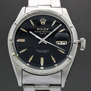 Rolex Oyster Perpetual Date 6535 1959 Vintage 34mm Auto