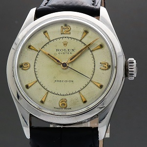 Rolex Oyster Precision 6282 1963 Vintage 34mm Manual