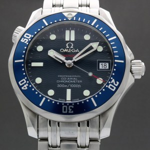 Omega Seamaster Professional 300M 2222.80 James Bond 36mm Auto