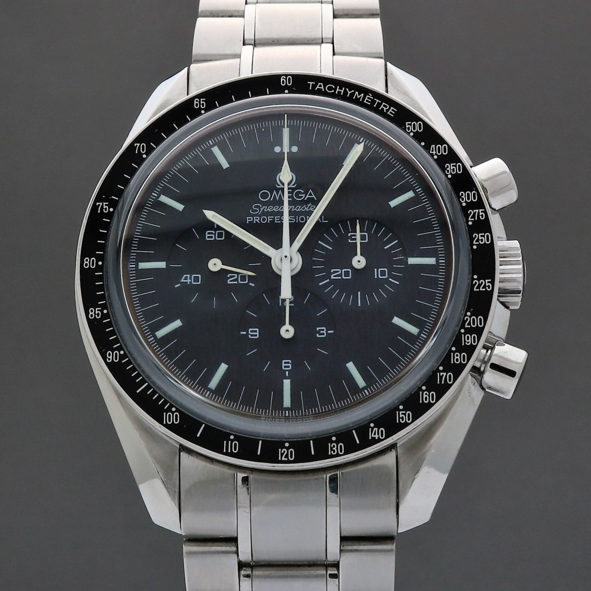 Omega Speedmaster Professional 3573.50 Moonwatch Sapphire Sandwich 42mm Manual