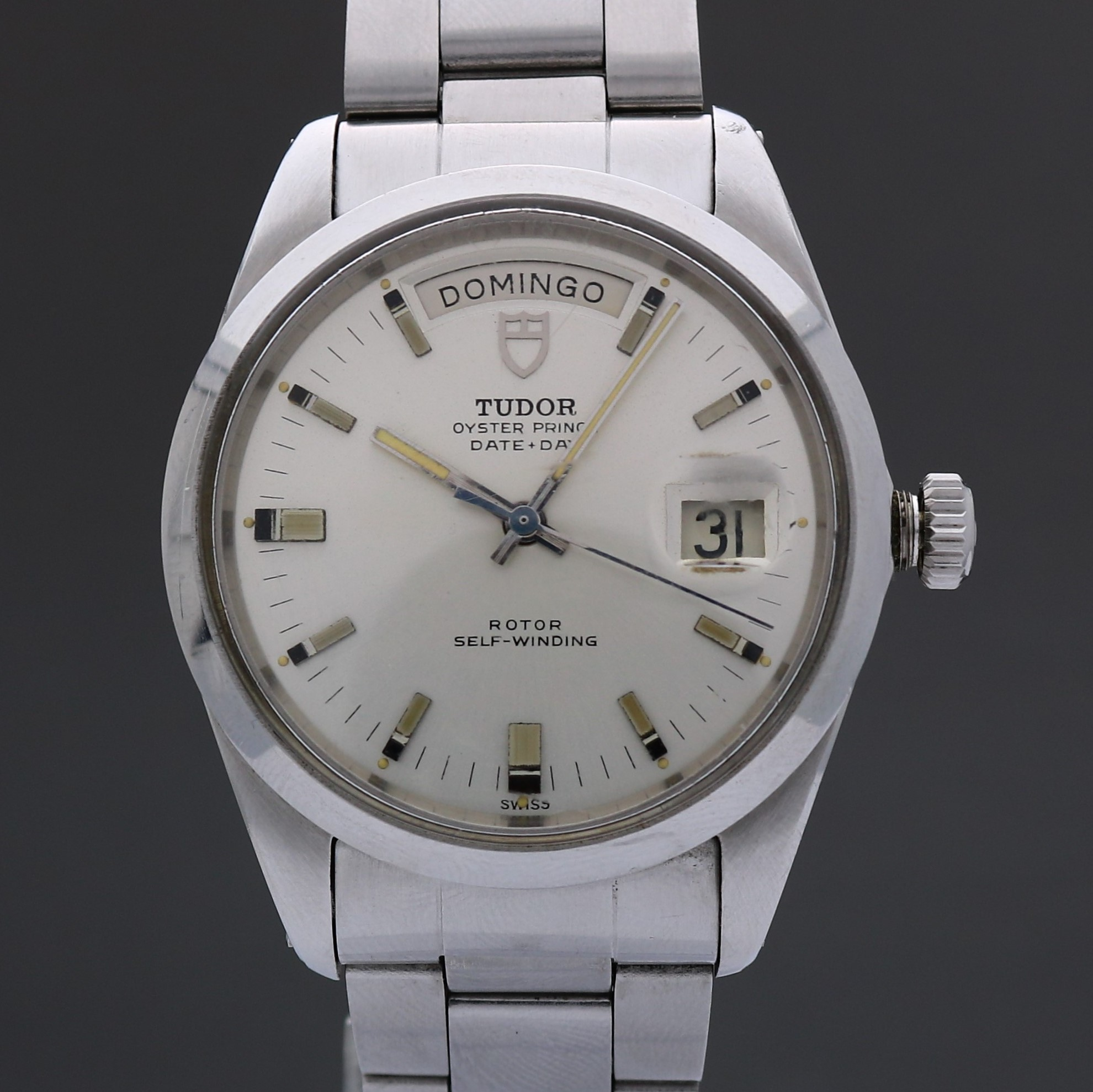 Tudor Date + Day Jumbo 7017/0  38mm Auto