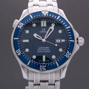 Omega Seamaster Professional 300M 2541.80 James Bond 41mm Quartz