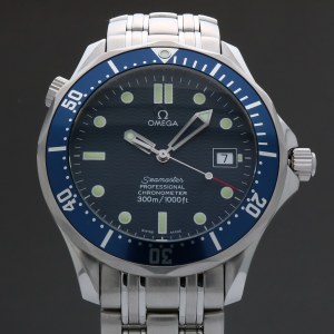 Omega Seamaster Professional 300M 2531.80 James Bond 41mm Auto