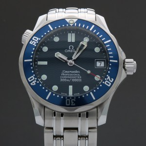 Omega Seamaster Professional 300M 2551.80 James Bond 36mm Auto