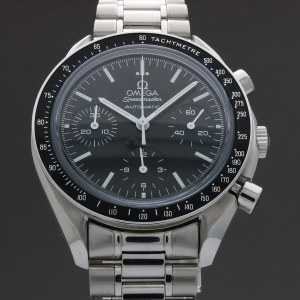 Omega Speedmaster Reduced 3539.50 Sapphire Crystal 39mm Auto