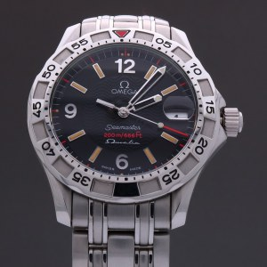 Omega Seamaster Omegamatic 2516.50  36mm Quartz