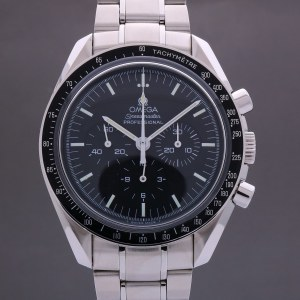 Omega Speedmaster Professional 3572.50 Moonwatch Display Back 42mm Manual