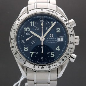 Omega Speedmaster Date 3513.82 Chronograph 39mm Auto