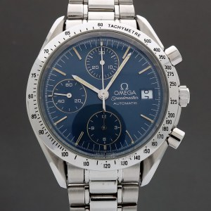 Omega Speedmaster Date 3511.80 Chronograph 39mm Auto