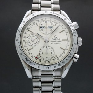 Omega Speedmaster Day Date 3521.30 Chronograph 39mm Auto