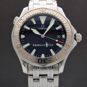 Omega Seamaster Professional 300M 2533.50 Americas Cup 41mm Auto