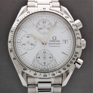 Omega Speedmaster Date 3511.20 Chronograph 39mm Auto