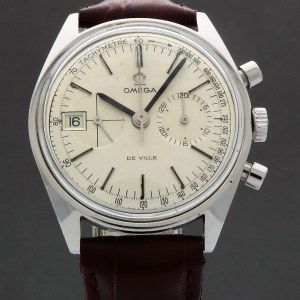Omega Deville Chrongraph 146.017  35mm Manual