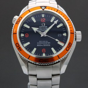 Omega Seamaster Planet Ocean 600M 2209.50  42mm Auto