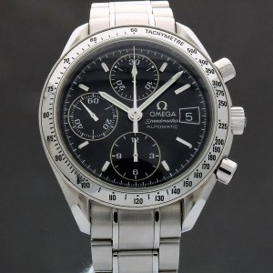 Omega Speedmaster Date 3513.50 Chronograph 39mm Auto