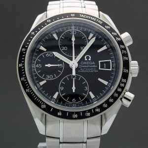 Omega Speedmaster Date 3210.50 Chronograph 40mm Auto
