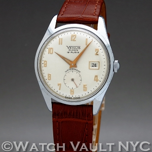 Venus Super Vintage 34mm Manual