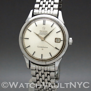 Omega Constellation 168.001 Jumbo 1963 Vintage 37mm Auto