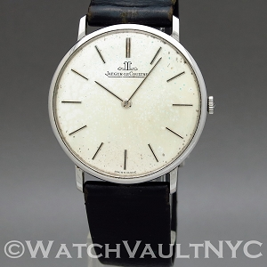 Jaeger LeCoultre Vogue 9124.42 1970s Vintage 34mm Manual