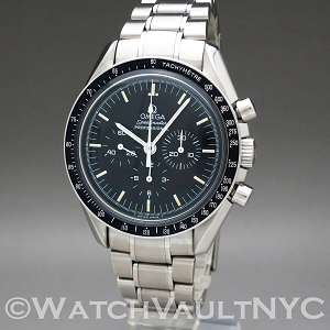Omega Speedmaster Professional Moonwatch 3592.50 Display Back 42mm Manual