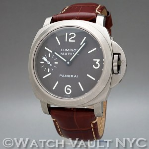 Panerai Luminor Marina Titanium PAM 061 Historic Series 44mm Manual